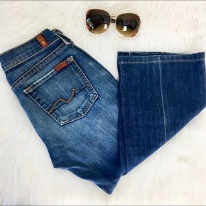 7 For All Mankind Jeans - 🔴4 FOR $30🔴7FAM Classic Bootcut Jeans